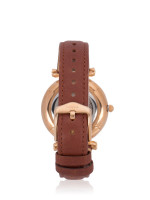 FOSSIL ES4428 Carlie Leather Watch Terracotta