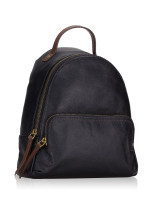 FOSSIL SHB2101001 Felicity Leather Backpack Black