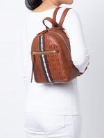 FOSSIL ZB7852914 Megan Backpack Brown Multi