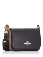 COACH 80614 Signature Small Jess Messenger Black