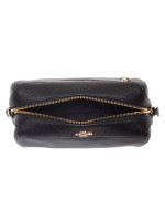 COACH 76629 Crossgrain Mini Bennett Crossbody Black Gold