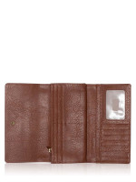 FOSSIL SL7921914 Logan Flap Wallet Brown Multi