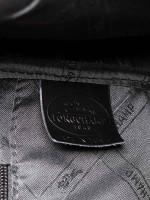 LONGCHAMP Roseau Leather Tote Black
