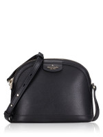 KATE SPADE Sylvia X-Large Dome Crossbody Black