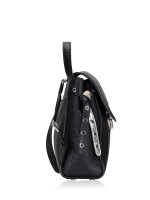MICHAEL KORS Bristol Leather Small Backpack Black