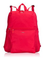 TUMI Voyageur Just In Case Travel Backpack Hot Pink