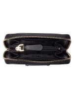 KATE SPADE Jeanne Small Key Wallet Black