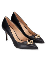 COACH G4272 Audrey Leather Pump Black Sz 7