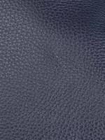 COACH 28966 Pebbled Leather Mia Shoulder Bag Navy
