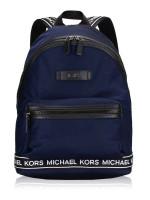 MICHAEL KORS Kent Nylon Backpack Indigo White