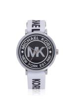 MICHAEL KORS MK2863 Addyson Watch Silver White