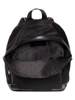 MICHAEL KORS Men Kent Nylon Backpack Black White