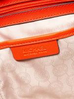 MICHAEL KORS Jet Set Travel Medium Carryall Tote Orange
