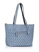 COACH 67364 Butterfly Taylor Tote Cornflower