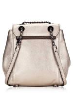 COACH 38584 Parker Convertible Backpack Platinum