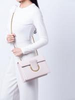 SALVATORE FERRAGAMO Thalia Shoulder Bag Jasmine