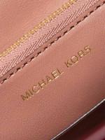 MICHAEL KORS Meredith Leather Medium Bonded Tote Oxblood