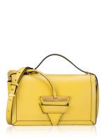 LOEWE Barcelona Small Shoulder Bag Yellow