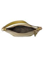 COACH 91028 Pebbled Leather Skylar Small Hobo Citron