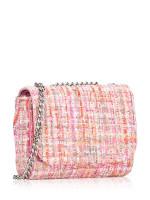 KATE SPADE Briar Lane Quilted Tweed Mini Emelyn Pink Multi
