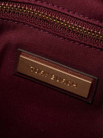 TORY BURCH Fleming Convertible Shoulder Bag Claret