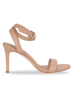 TORY BURCH Elana 85mm Heels Light Makeup Sz 5.5