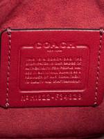 COACH 34828 Cassidy Leather Crossbody Oxblood