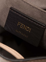FENDI Mon Tresor Grande Bucket Bag Pink
