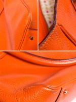 KATE SPADE Rue York Street Noel Shoulder Bag Orange