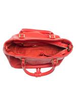 TORY BURCH Thea Mini Leather Bucket Bag Jasper