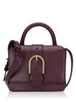 FOSSIL Wiley Top Handle Crossbody Fig