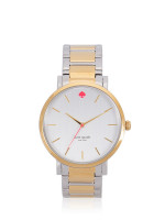 KATE SPADE KSW1378 Gramercy Grand Stainless Silver Gold