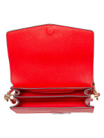 TORY BURCH Robinson Mini Shoulder Bag Brilliant Red
