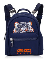 KENZO Tiger Mini Neoprene Backpack Navy