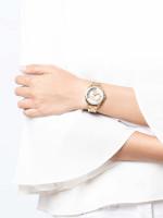 COACH 14503141 Boyfriend Logo Stainless Light Gold