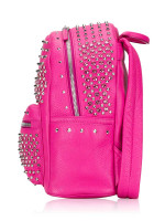 MCM Special Stark Swarovski Small Backpack Pink