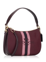 COACH 69647 Horse and Carriage Sutton Crossbody Oxblood