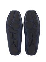MICHAEL KORS Fulton Leather Flats Admiral Sz 6