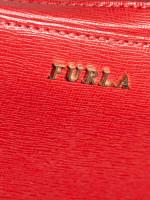 FURLA Business XL Zip Wallet Carminio