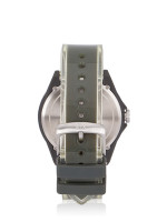 ARMANI EXCHANGE Men AX2638 Drexler Polyurethane Watch Military Green
