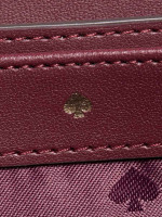 KATE SPADE Cameron Street Continental Wallet Cherry Wood