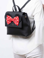 KATE SPADE X Minnie Mouse Small Neema Backpack Black