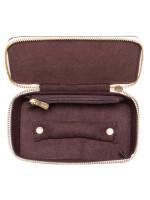 COACH 57096 Vintage Prairie Vanity Case Chalk Multi
