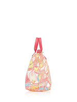 LONGCHAMP Fleurs de Ravello Medium SH Pink