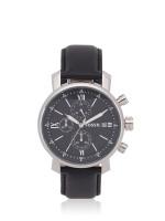 FOSSIL Men BQ1006 Rhett Chronograph Leather Black