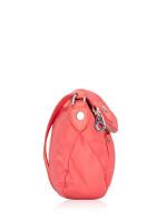MARC JACOBS Mini Preppy Nylon Natasha Bag Bright Coral
