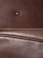 LONGCHAMP Cosmo Leather Hobo Chocolate