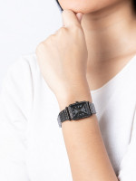 FOSSIL ES4722 Lyric Stainless Black