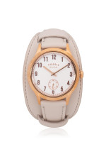 FOSSIL ES4911 Presley Leather Strap White