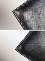 PRADA Saffiano Metal iPad Mini Case Nero